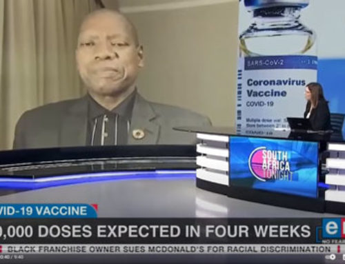 COVID-19 vaccine   500,000 additional doses expected in four weeks
