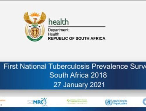 Mkhize highlights the way forward for SA's TB response